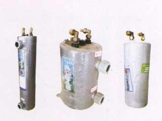 纯钛蒸发器