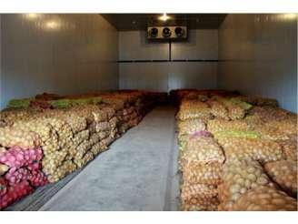 土豆保鲜库